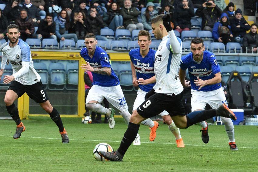 Prediksi Bola Sampdoria VS Inter Milan - Nova88 Sports