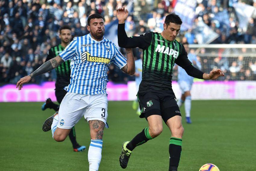 Prediksi Bola Sassuolo VS Spal - Nova88 Sports