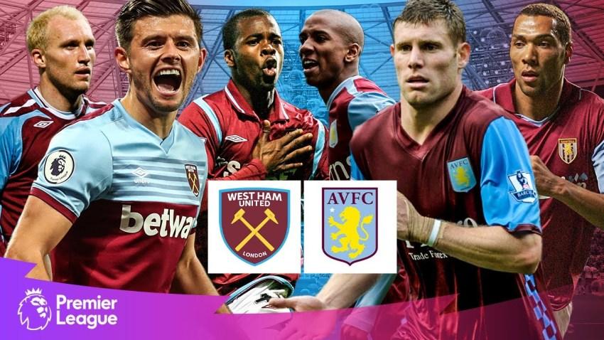 Prediksi Bola Aston Villa VS West Ham United - Nova88 Sports