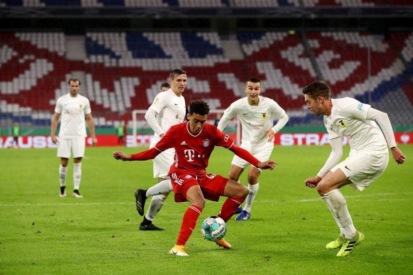 Prediksi Bola Bayern Munchen VS Arminia Bielefeld - Nova88 Sports