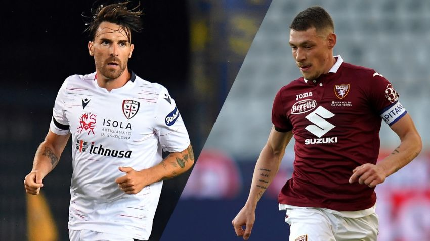 Prediksi Bola Cagliari VS Torino - Nova88 Sports
