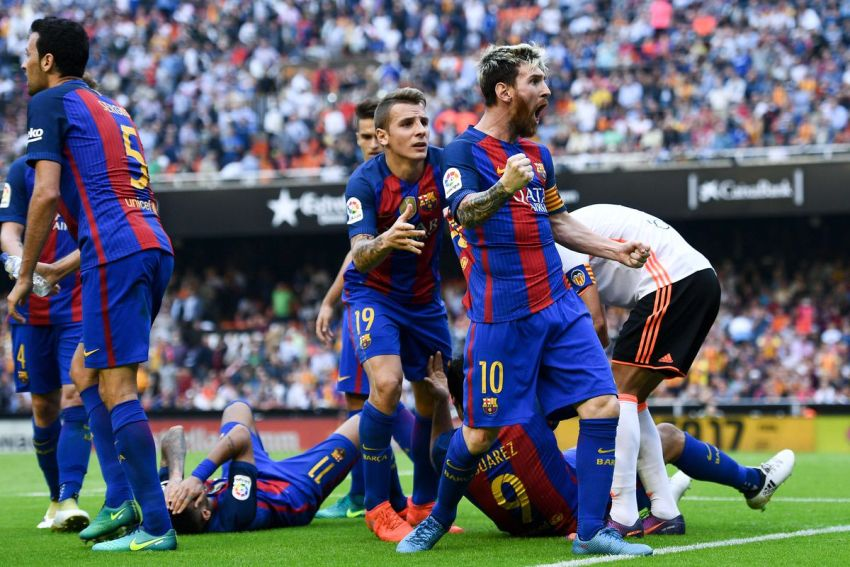 Prediksi Bola FC Barcelona VS Paris Saint Germain (PSG) - Nova88 Sports