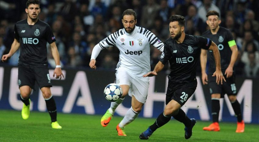 Prediksi Bola FC Porto VS Juventus - Nova88 Sports