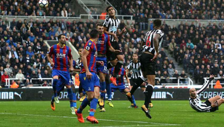 Prediksi Bola Newcastle United VS Crystal Palace - Nova88 Sports