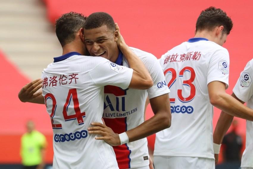 Prediksi Bola Paris Saint Germain (PSG) VS Nice - Nova88 Sports