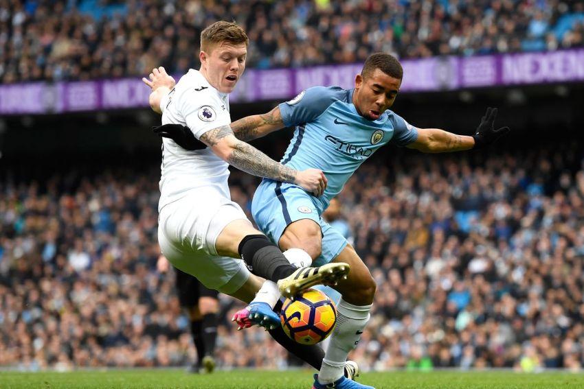Prediksi Bola Swansea City VS Manchester City - Nova88 Sports
