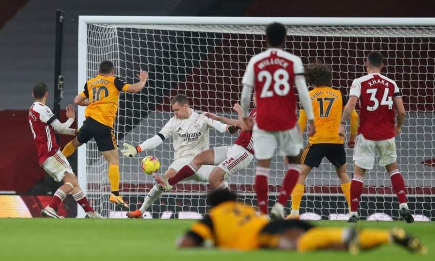 Prediksi Bola Wolves VS Arsenal - Nova88 Sports