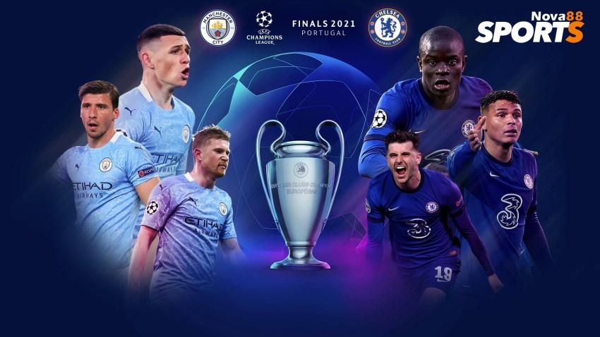 Prediksi Bola UCL Manchester City VS Chelsea - Nova88 Sports