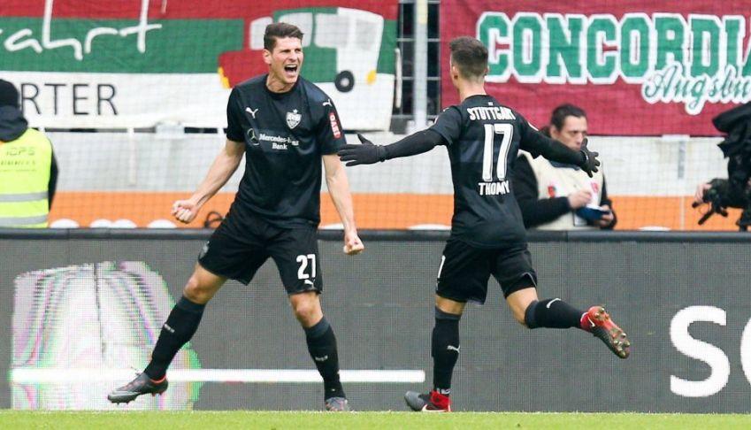 Prediksi Bola VFB Stuttgart VS Augsburg - Nova88 Sports
