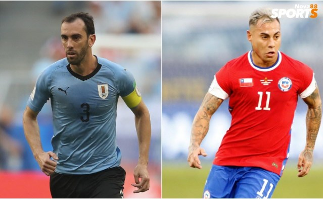 Prediksi Bola Uruguay VS Chile - Nova88 Sports