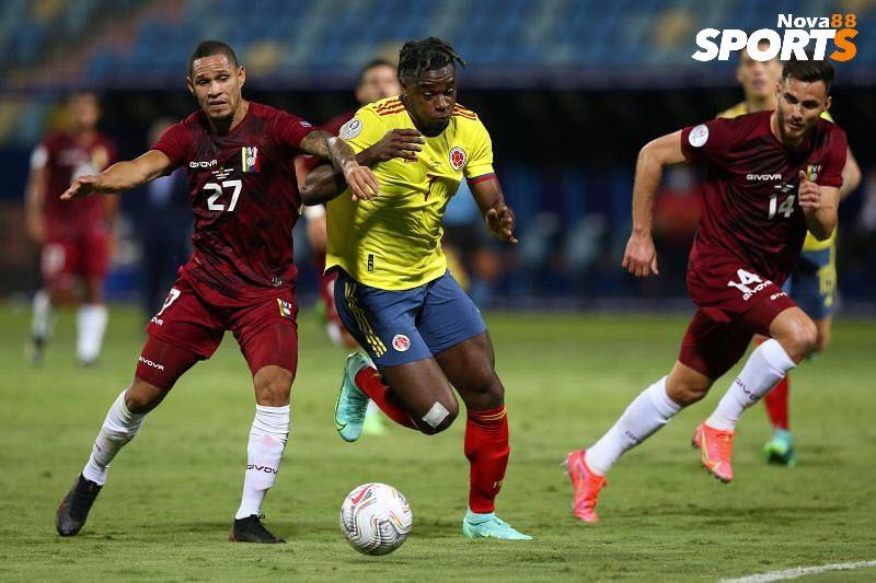 Prediksi Bola Venezuela VS Ekuador - Nova88 Sports
