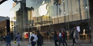 Apple has closed all retail stores outside of China until March 27