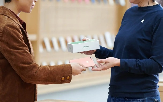 Apple Cuts iPhone Trade-In Values as iPhone 12 Launch Nears