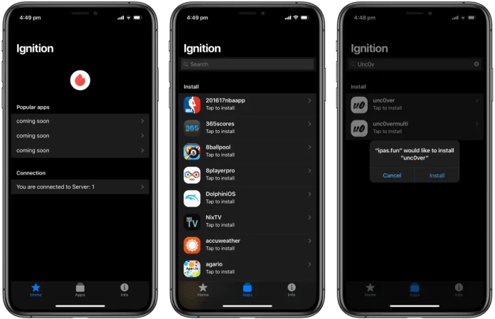 Download Ignition App on iOS & Android