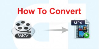 How To Easily Convert MKV Videos To MP4