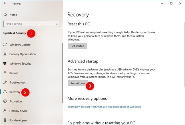 how to open command prompt windows 10