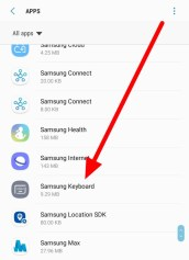 How To Fix A Samsung Keyboard Not Working