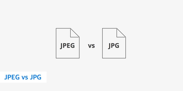 JPEG Vs JPG: Everything You Need To Know