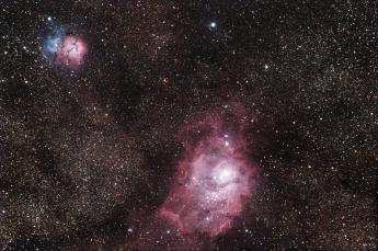trifid-and-lagoon-nebula-7-7-2013-25m40s-13f-iso1600-t3-uvir-cg5-ssag-loft-g154-1-large-3eccf773cdca3dc91ea8d378d4b8bab8f7dbb30c