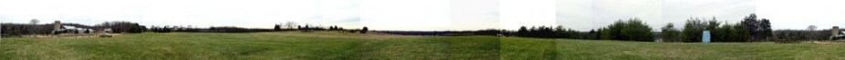 Crockett Field Panorama