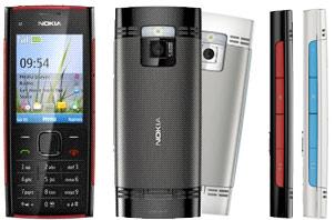 Nokia X2-00'a Nasıl Format Atılır?