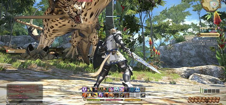 Final Fantasy XIV For PS4 Will Be In 1080p Indistinguishable From The PC Version Nova Crystallis