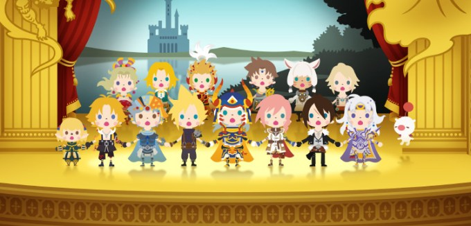 Square Enix Has Announced The Final Round Of Able Content Set For Theatrhythm Fantasy Curtain Call Across North America