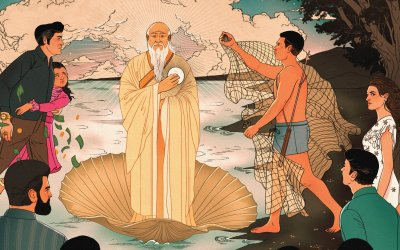 The Golden Pearl of Palawan and the Myth of the Pearl of Lao Tzu