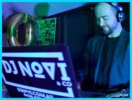 DJ Hire Corporate Function