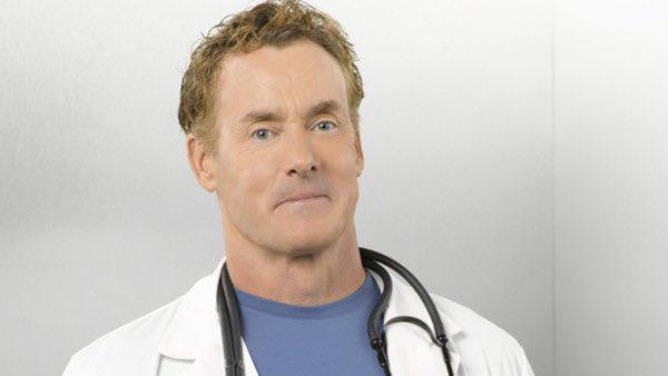 Dr Cox di Scrubs