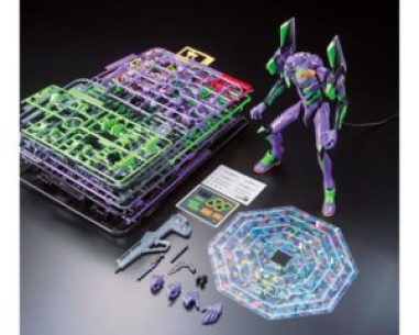 Model Kit Neon Genesis Evangelio