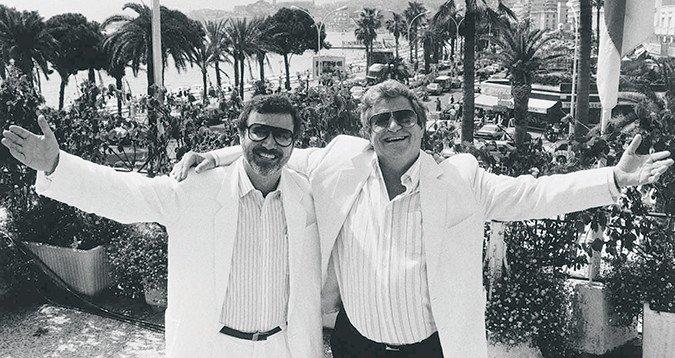 Yoram Globus e Menahem Golam