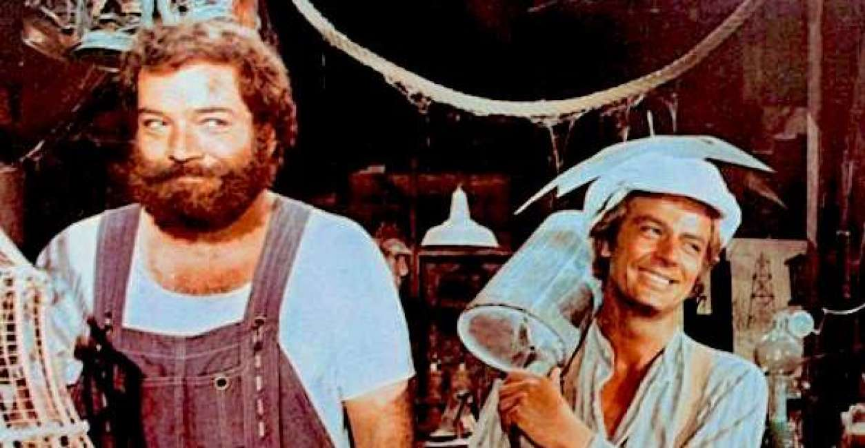 Sosia di Bud Spencer e Terence HIll