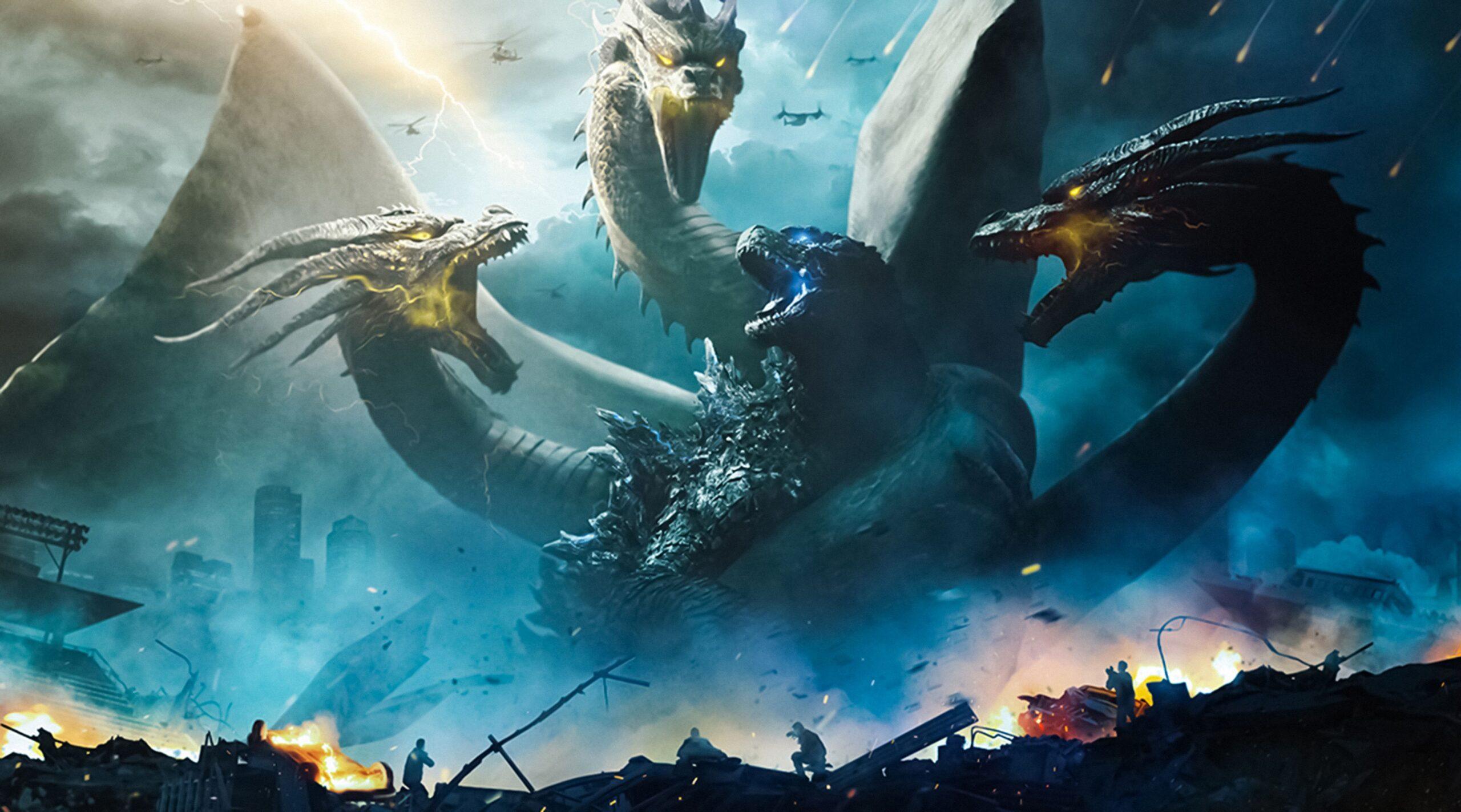 Nemici di Godzilla
