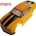 1 10 Rc Printed Precut Drift Touring Racing Chevrolet Camaro Car Body Shell 190mm Nova Hobby Inc