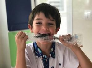 Alejandro, hijo de la seño Carmen, 6 años: 218 personas alcanzadas