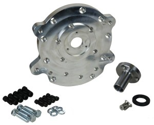 Adapting the Chevrolet & GM Standard Shift Engine Bellhousings to the Jeep AX15 & New Venture