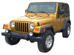 The Novak Guide to Installing Chevrolet & GM Engines into the Jeep TJ & LJ Wranglers