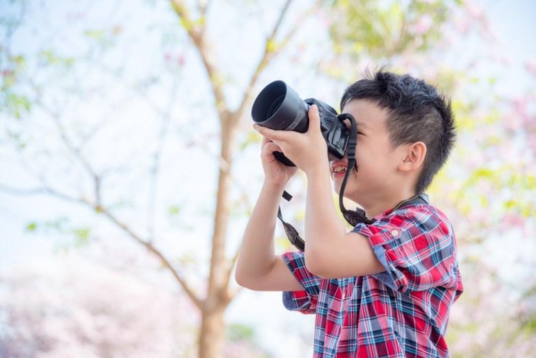 aparat fotograficzny jako prezent na komunię