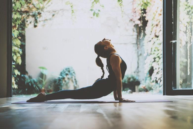 joga jako sposób na relaks