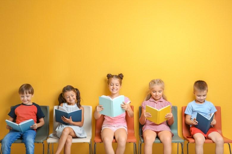 Nauka języków - dzieci