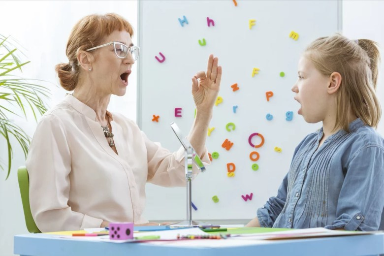 wady wymowy u dzieci - ćwiczenia
