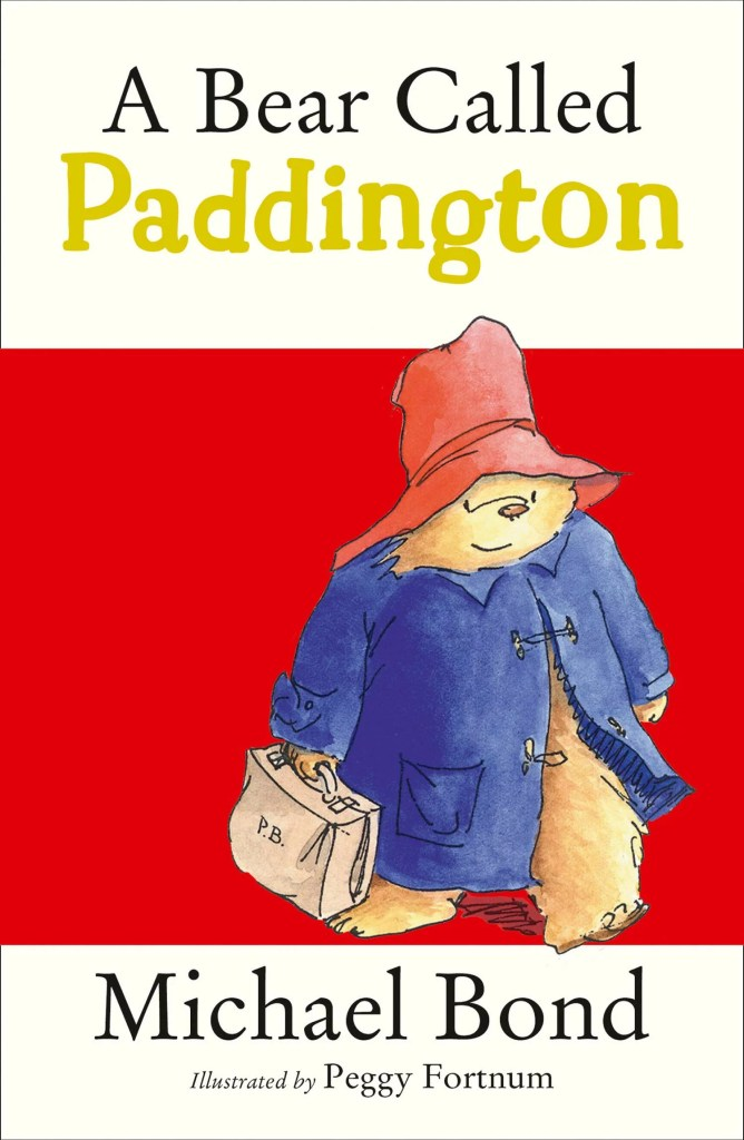 książki dla dzieci po angielsku–A Bear Called Paddington