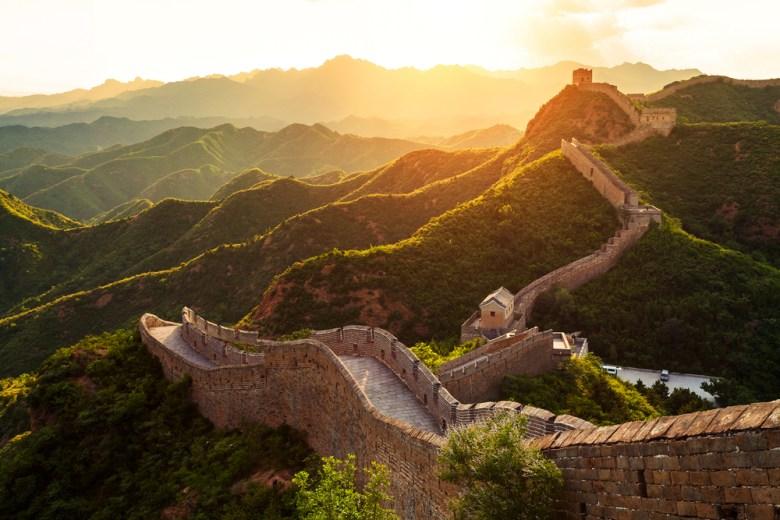 chiński mur