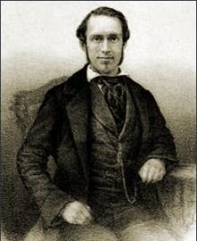 Portrait of George Kunkel