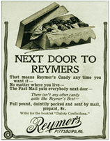 Reymers Chocolate Candies