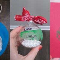 DIY Holiday Gifts with Kids