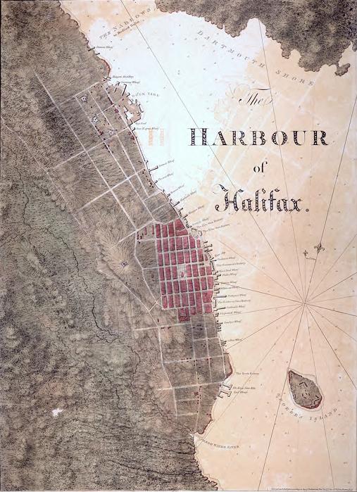 Historic Wetland Loss In Nova Scotia Wetlands Nova