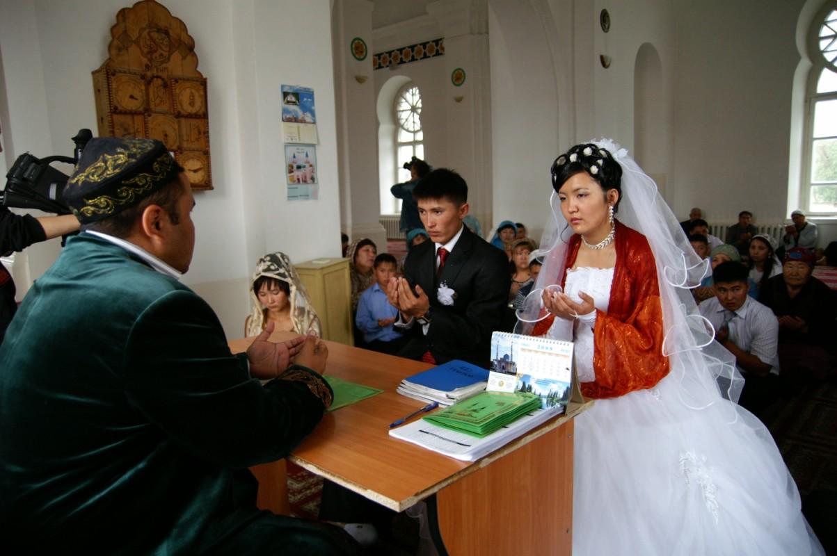 Le mariage islamique remis en cause