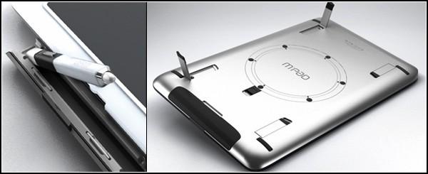 Электронный планшет для дизайнеров: концепт